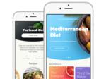 Lifesum health app counts calories in a snap