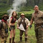'Jumanji' kicks 'The Last Jedi' out of top spot at weekend box office
