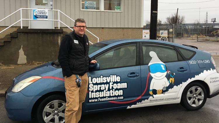 Louisville Spray Foam Insulation moves to a new Portland