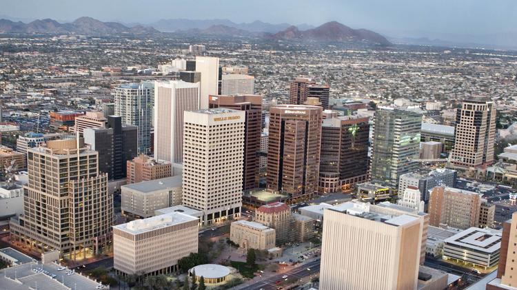 Phoenix is better prepared in case of a downturn now than when the Great Recession hit just over a decade ago, economists said.