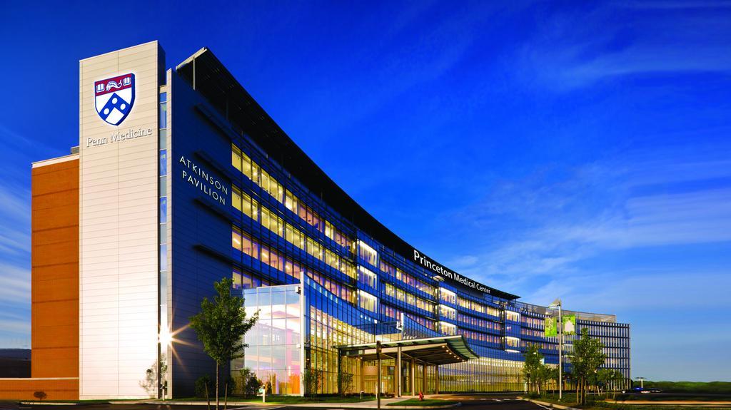 Image result for Done deal: Princeton HealthCare joins Penn Medicine