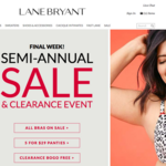Holiday sales flat as new leader joins Columbus-based Lane Bryant