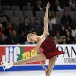 Chicago's very own Bradie Tennell is elite figure skating's new phenom