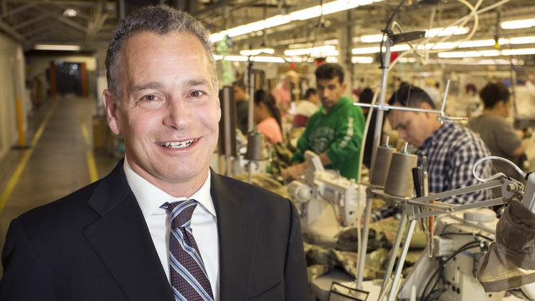 Joshua Gould has been named president of Industries of the Blind in Greensboro.