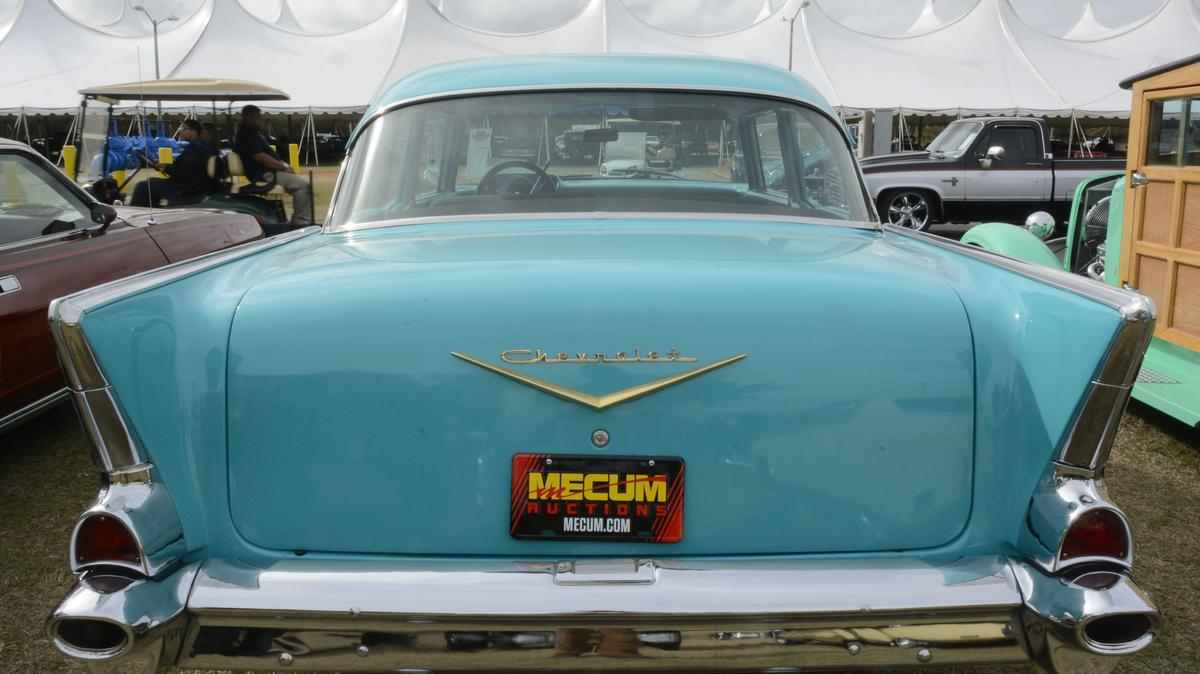 Mecum Auto Auction Kissimmee Celebrates The Auto Industry S Past At