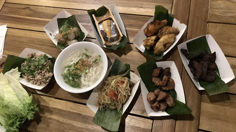 The first-ever Sticky Rice opened in Central Florida on Dec. 26, 2017.
