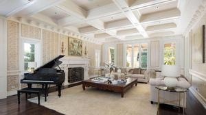 Exquisite French Chateau-Style Estate in Beverly Park