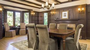 Totally Restored English Revival Family Home