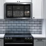 GE Appliances wants to put a 27-inch smart screen above your stove