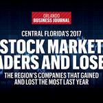 These 13 companies top the list of Central Florida's best-performing stocks