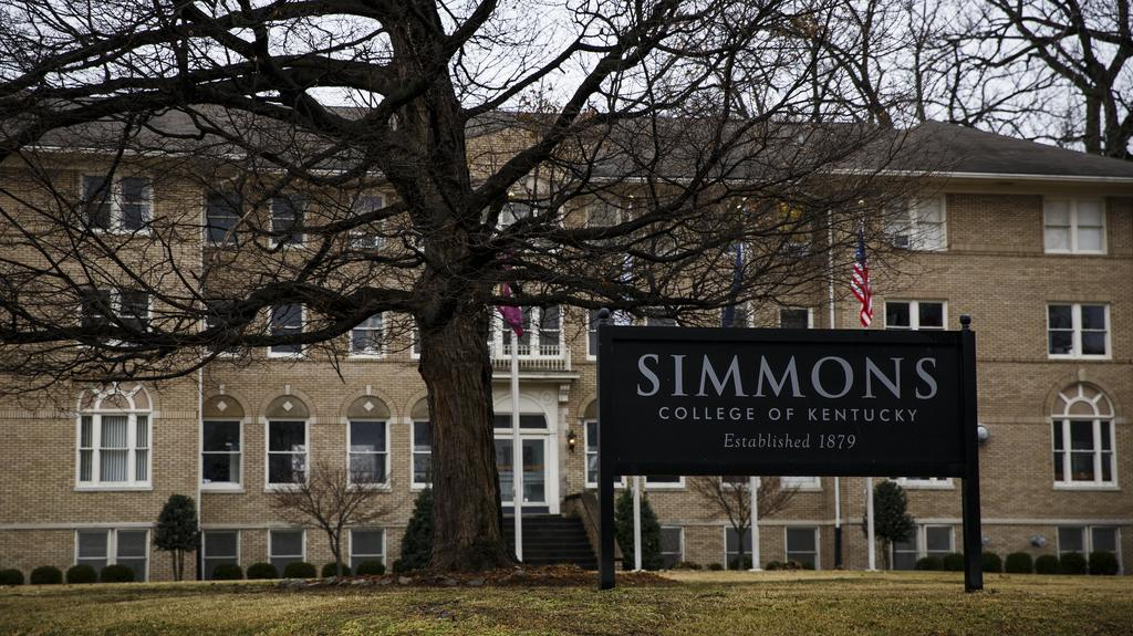 Simmons College, Papa John's appear to have resolved their dispute