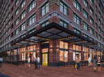 Former Candler Building aims for SoHo chic with upscale restaurant