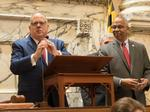 Hogan to submit bill providing details of Amazon HQ2 package