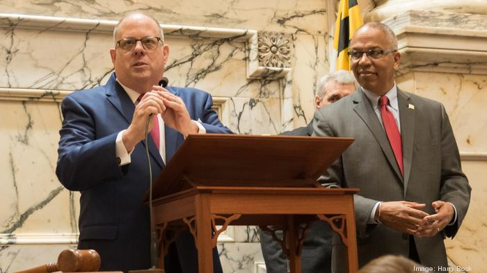 Hogan outlines $5 billion incentive package to lure Amazon HQ2 to MoCo
