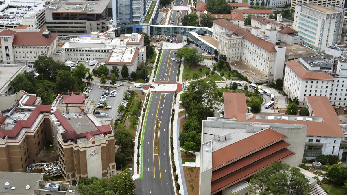 400m Gift To Emory Ensures World Class Health Care In