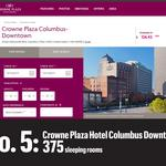 TOP OF THE LIST: Central Ohio's largest hotels, with more to come