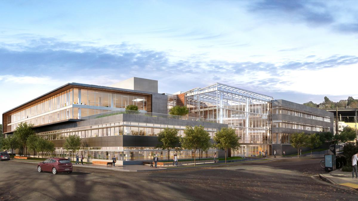 Alexandria Real Estate Equities building 'VC suites' into Lake Union