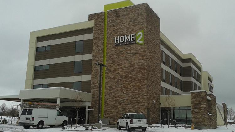 $10 5M hotel planned for Beavercreek, near The Mall at