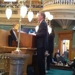 State of the State address: Hickenlooper seeks more money for Colorado roads, education, broadband