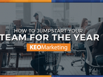 How to jumpstart your team for the year