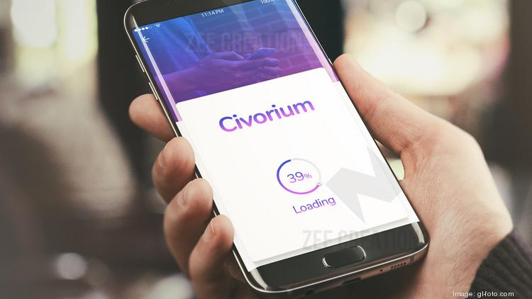 Civorium aims to connect the public sector and community organizations to citizens through a new mobile application.