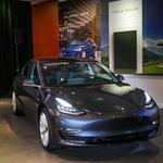 Tesla Model 3 goes upscale, and base-price buyers must wait