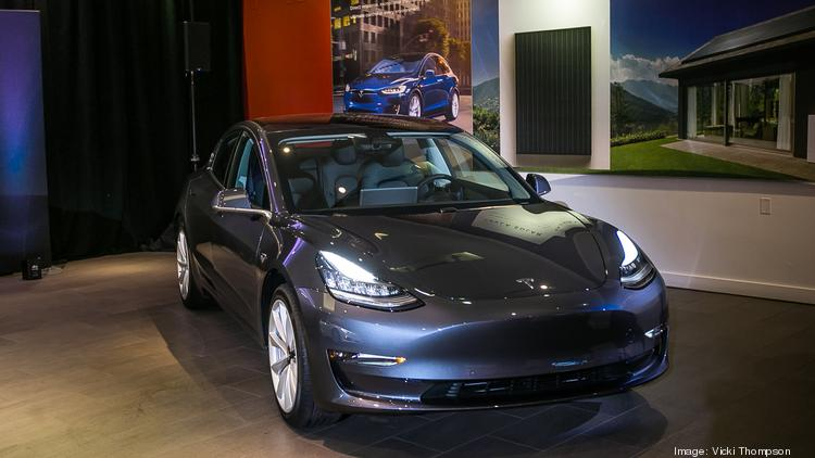 Priced At 35 000 The Model 3 Is Company S Most Affordable Car To Date And