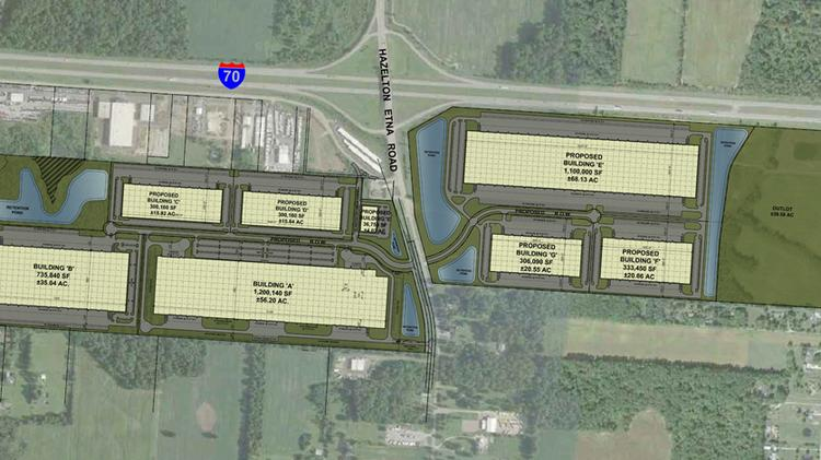 Clayco Getting Underway On 155 Acre Development In Etna Township