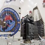 Lockheed-built missile-warning satellite set for launch