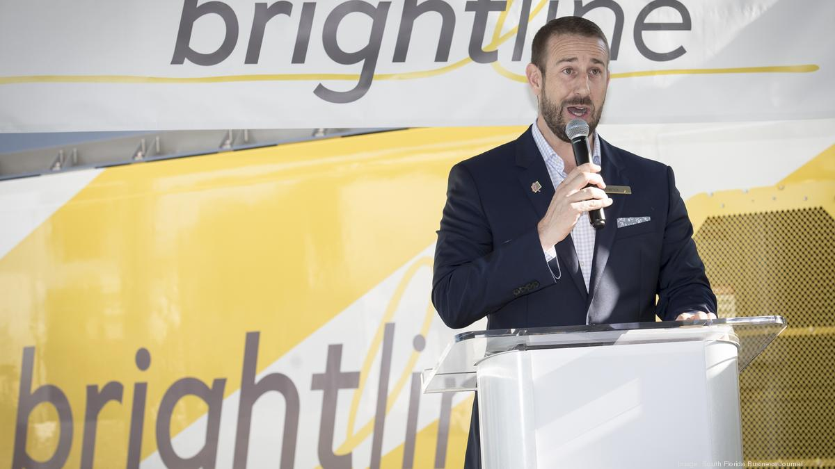 Virgin Trains USA Brightline moves to file IPO and go public - South
