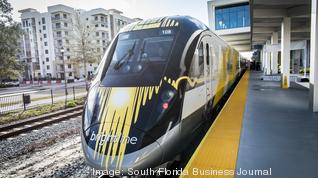Have you taken a ride on Brightline yet?