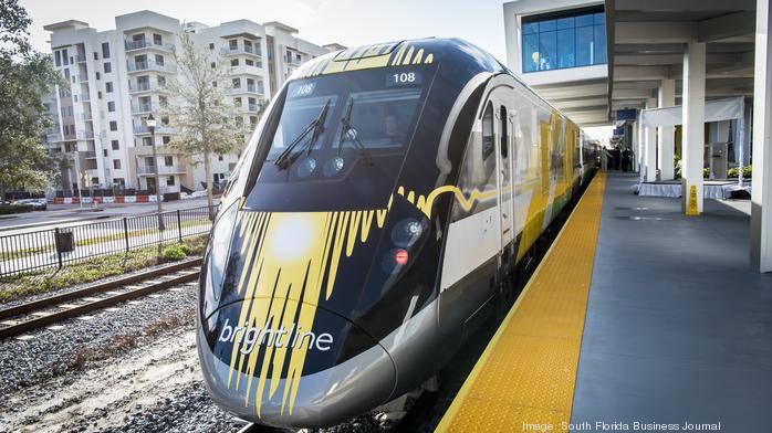 Orlando International Airport exec shares more on Brightline's timeline, plans