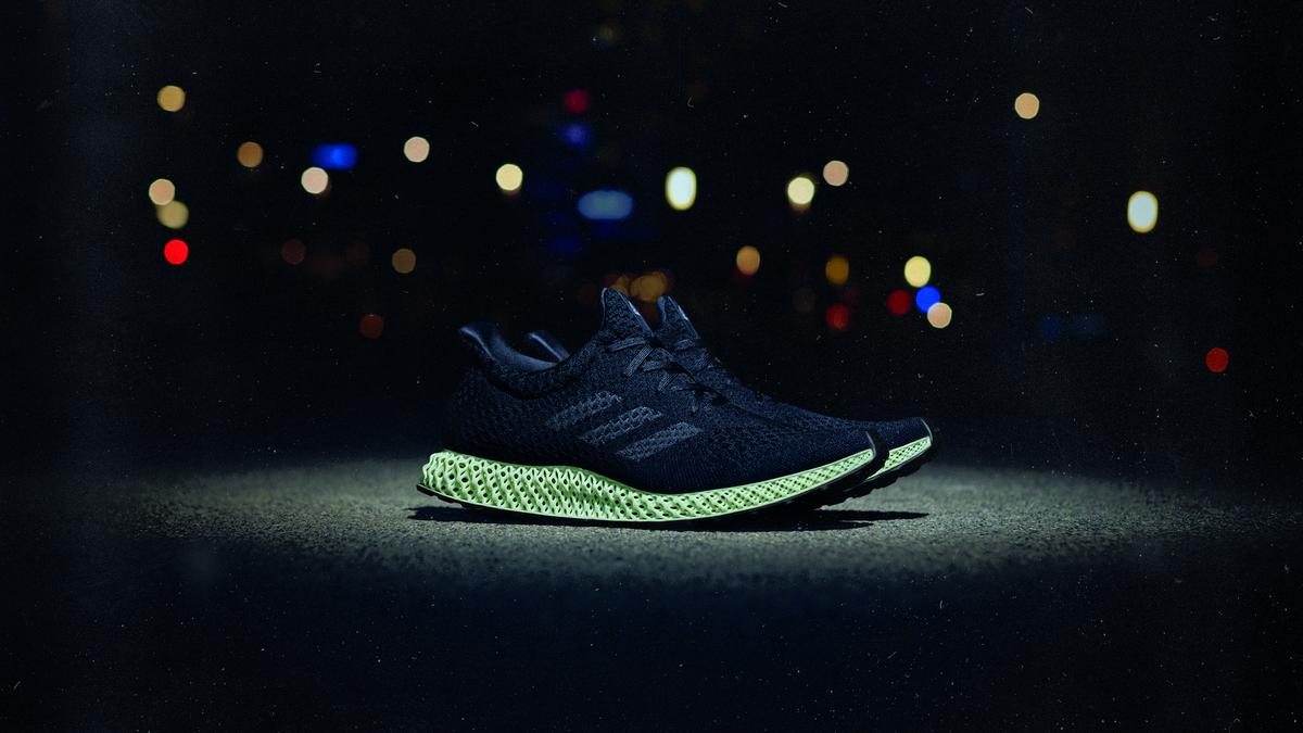 buy popular 6421d 63c69 Adidas releasing its Futurecraft 4D shoe, a partnership with Silicon Valley  3D printing company (Photos)