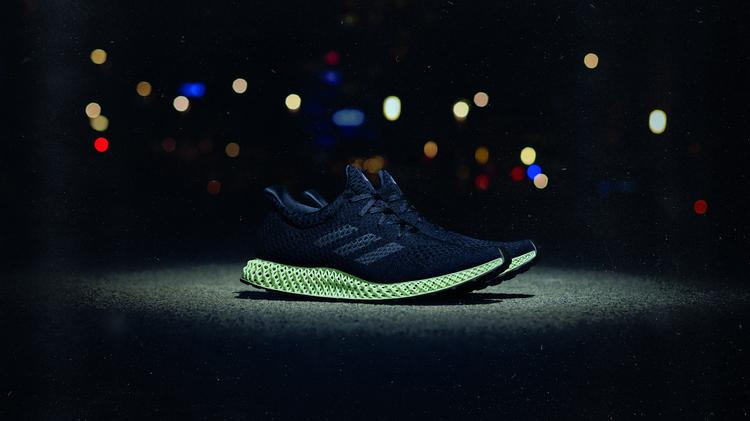 4b6b3b52d543 Adidas announced on Friday the release of its Futurecraft 4D shoe.