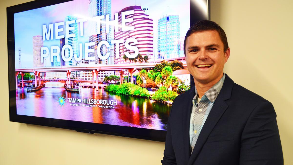 Tampa Hillsborough Edc Shines A Spotlight On Cognizant