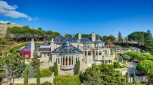 Palatial Tiburon Estate with San Francisco Skyline Views