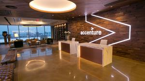 Accenture to hire 400 as it opens new Boston 'innovation hub'