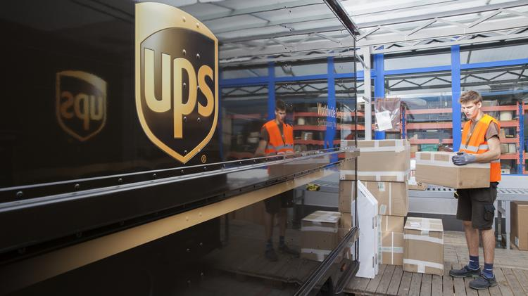 Teamsters Vote On United Parcel Service Contract Sept 11