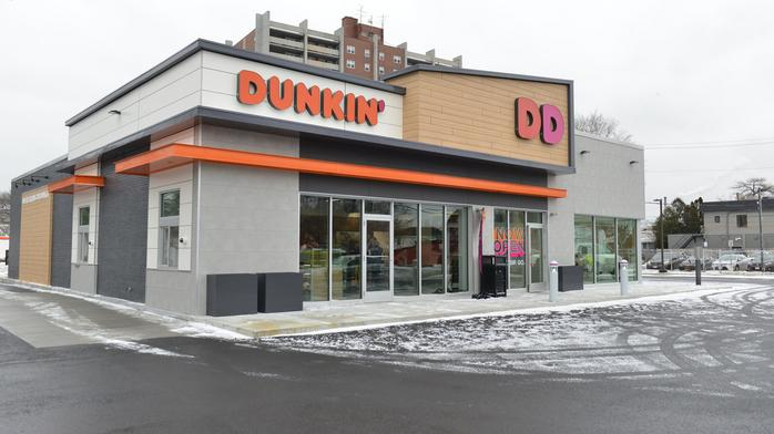 Dunkin' opens its first next-generation store in Mass.