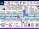 Super Bowl map shows Prince pop-up exhibit, CNN's broadcast base