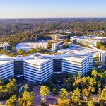 Exclusive: After Harvey flooding, HPE's northwest Houston campus hits the market