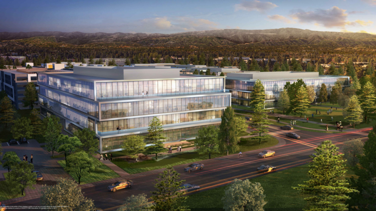 Synopsys Pre Leases 360k Square Feet In Irvine Co S Pathline Park Development In Sunnyvale S Peery Park Area Silicon Valley Business Journal