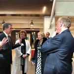 Gov. <strong>Cooper</strong> touts Triad entrepreneurship during Innovation Quarter tour