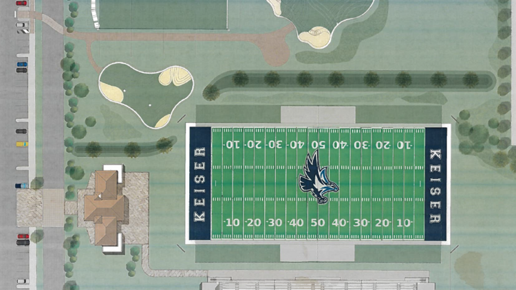 Keiser University Plans To Build A 3 500 Seat Football Stadium At Its West Palm Beach