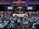 See the top 10 cars sold at Barrett-Jackson on Tuesday