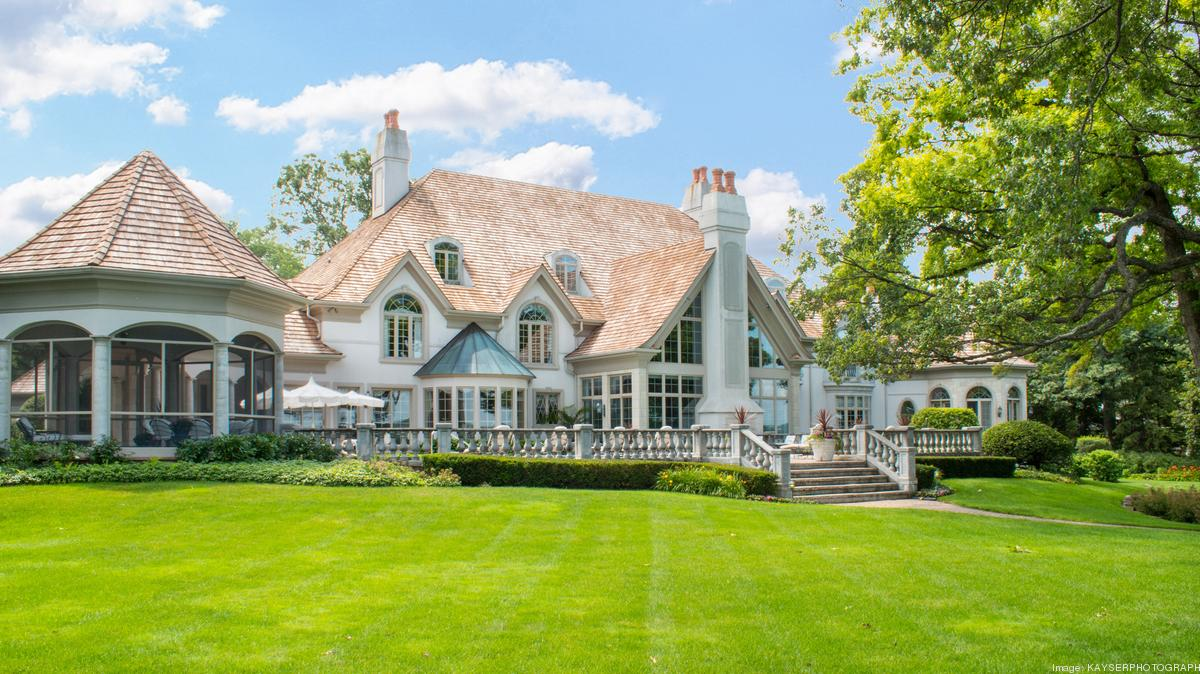 Lake Geneva Mansion Named Most Beautiful Home For Sale In