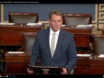 See and read Jeff Flake's speech comparing Donald Trump's 'Fake News' rhetoric to Joseph Stalin