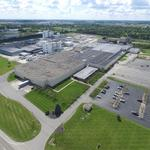 Dayton-area industrial property, former site of Corning plant sold
