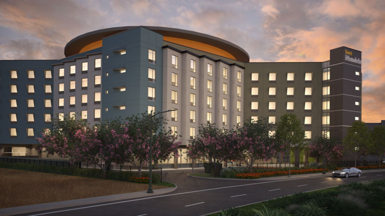 Ram Hotels Architectural Dimensions Hotel Development Slogs Toward