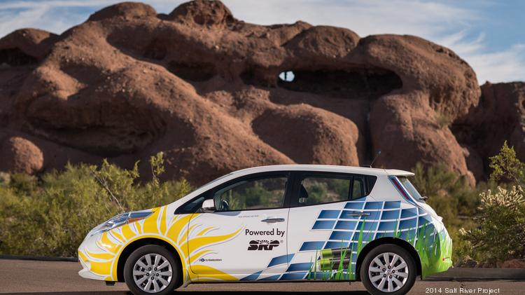 Salt River Project Is Studying How Electric Vehicles Will Impact The Grid Srp Also Offers